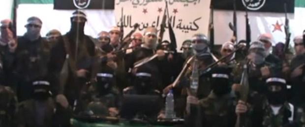 'Amacımız Suriye-Irak İslam Devleti'