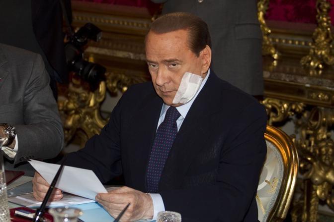 Ameliyattan sonra Berlusconi