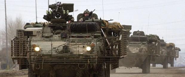 Amerikalı askerler Bağdat'ta 'ev hapsinde'