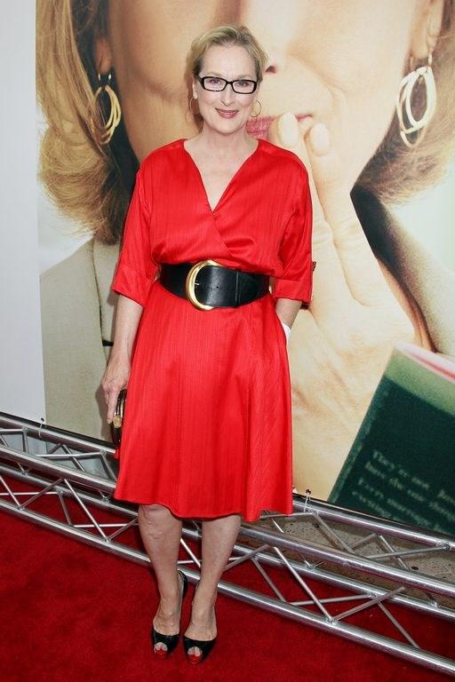 4. Meryl Streep