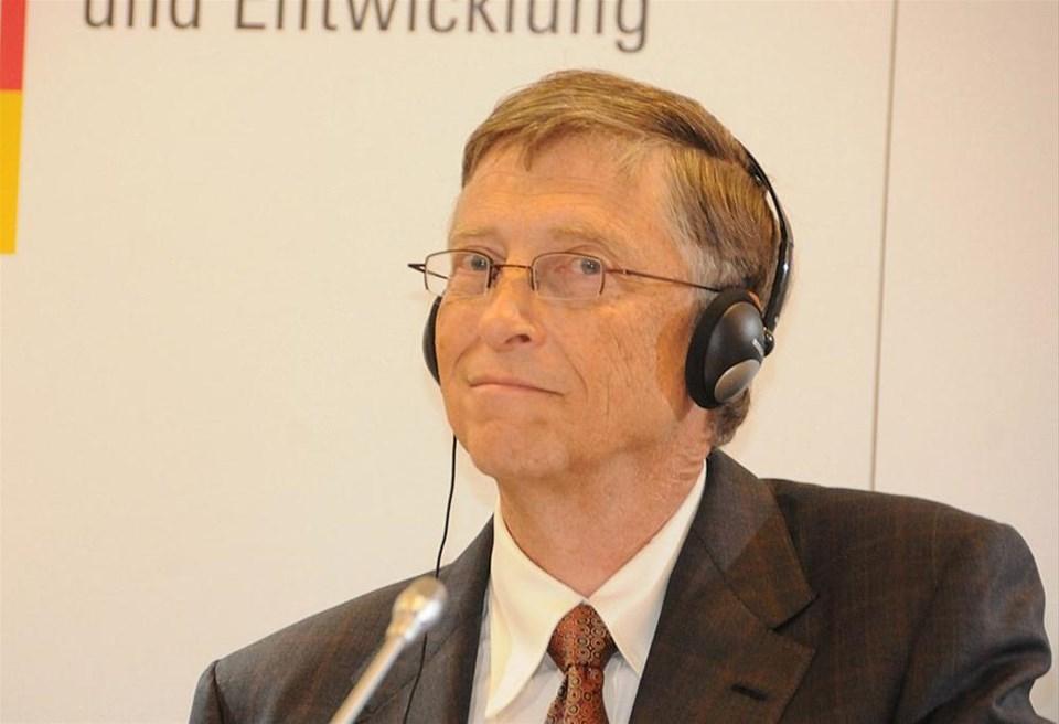 7. Bill Gates