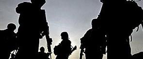 'Anı için Afganların parmaklarını kestim'