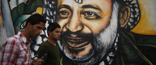Arafat'tan DNA örnekleri alındı