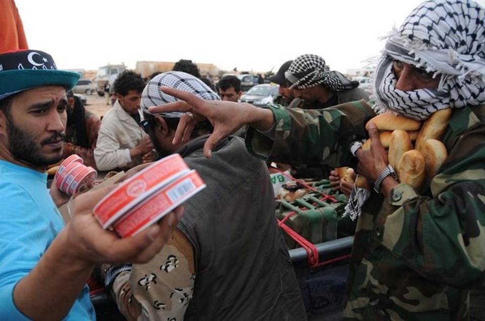 Libya, Eylül 2011