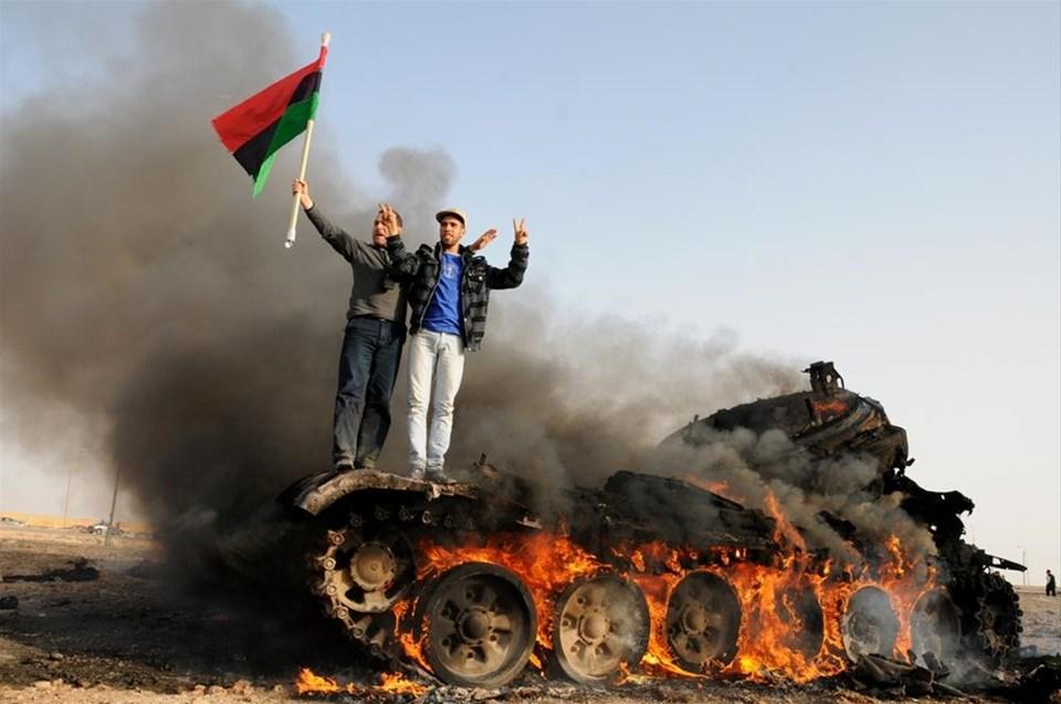 Libya, Mart 2011