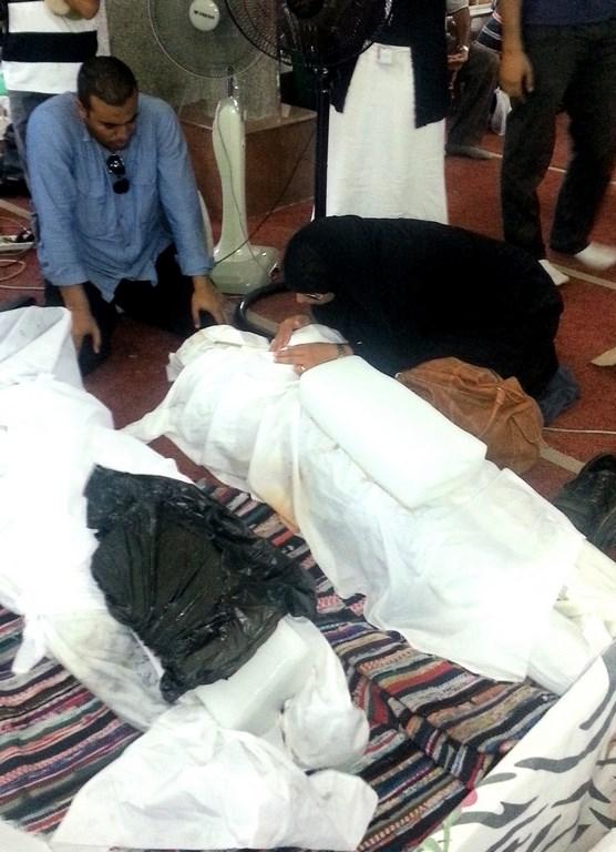 Mısır, Ağustos 2013