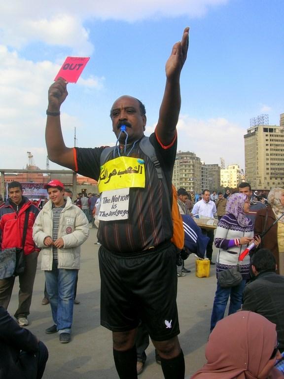Mısır, Şubat 2011