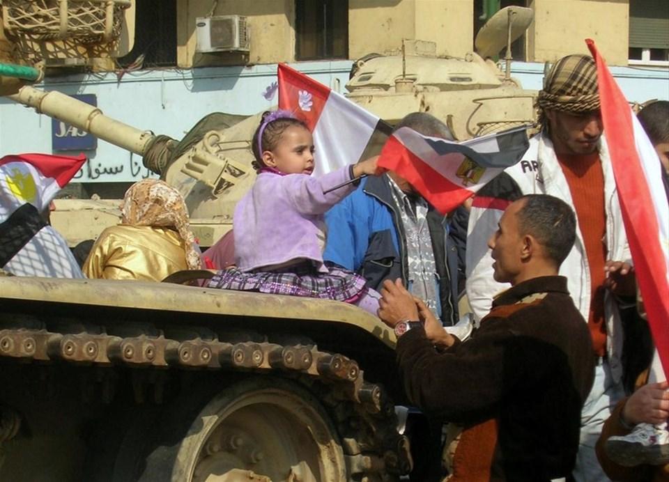 Mısır, Şubat 2011: