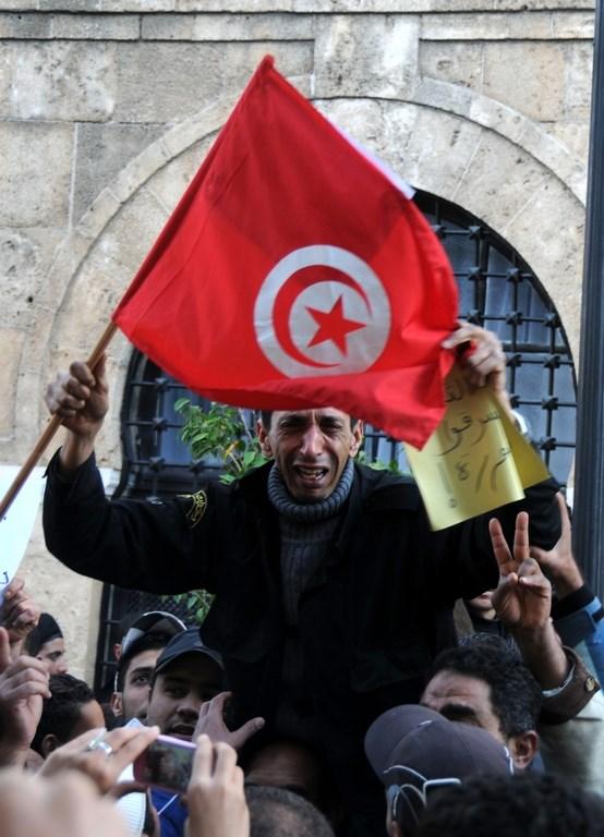 Tunus, Ocak 2011