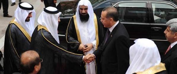 'Araplara bel bağlamanın tehlikesi'