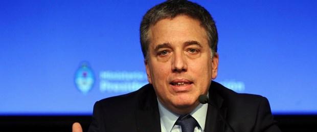 Arjantin Hazine Bakanı istifa etti
