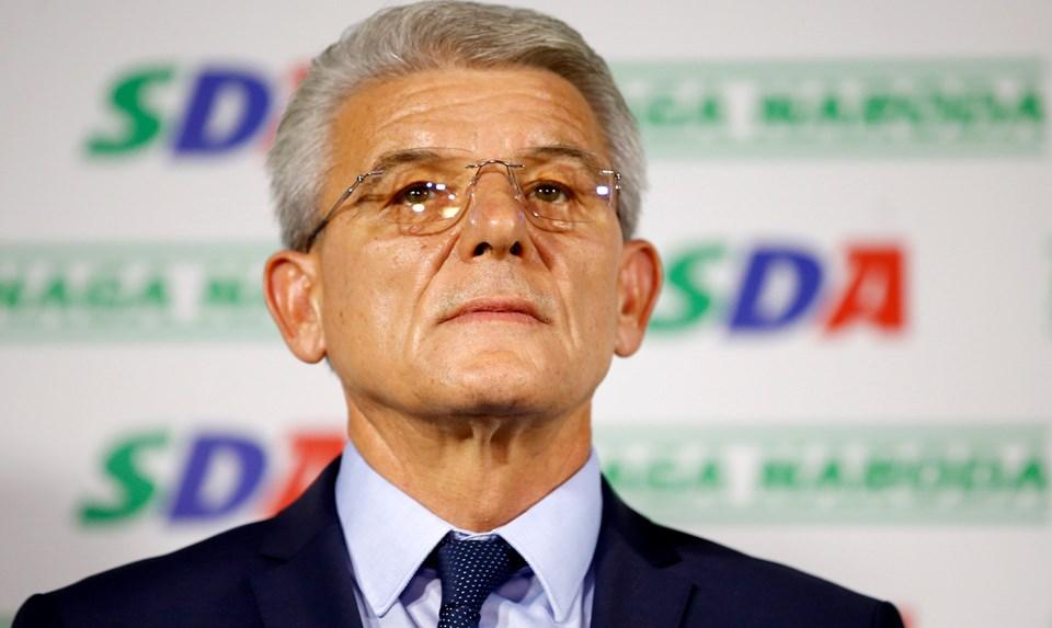Bosna Hersek'teki seçimde Devlet Başkanlığı Konseyi'nin Boşnak üyesi Şefik Caferoviç oldu.