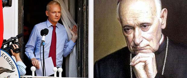 Assange'ın sonu Macar kardinale benzemesin