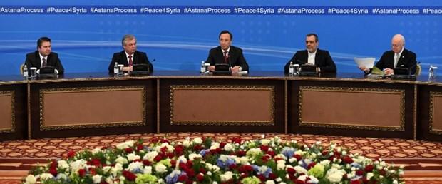 """Astana'dan """"üçlü mekanizma"""" çıktı"""