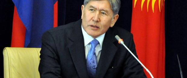 Atambayev yardım istemeye Türkiye'ye geliyor