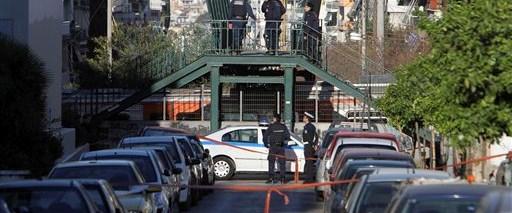 Atina'da patlama: 1 ölü