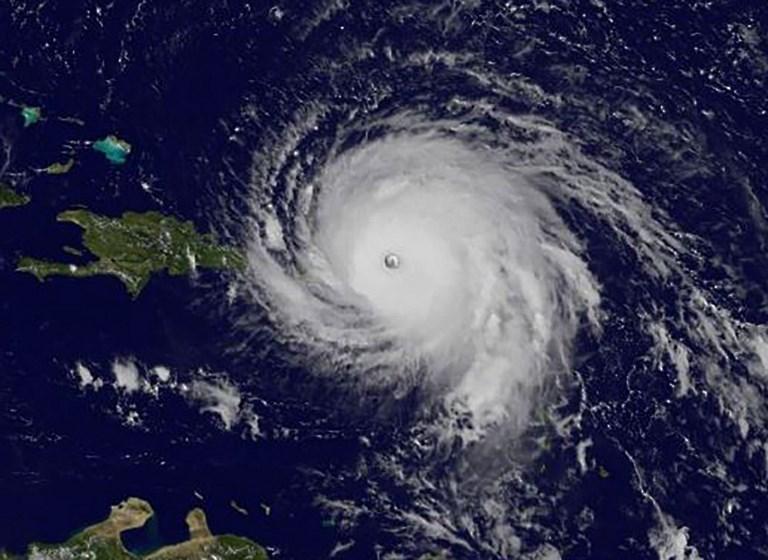 Irma'nın şu ana kadar vurduğu yerler: