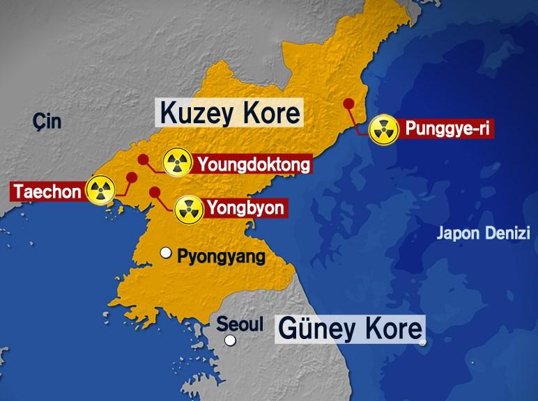 Kuzey Kore hidrojen bombasına nasıl ulaştı?