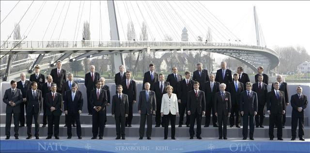 Avrupa Köprüsü'nde yürüyüş