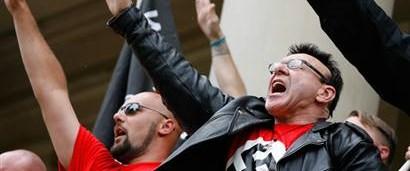 Avrupa'da ırkçılık yayılıyor