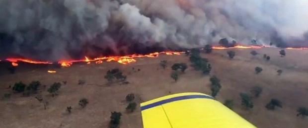 avustralya aşırı sıcak orman yangın271218.jpg