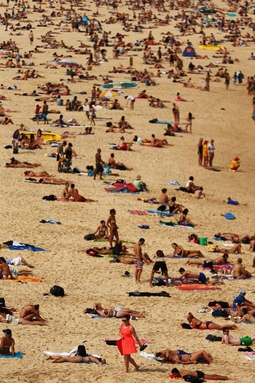 Avustralya'nın sıcak havayla imtihanı
