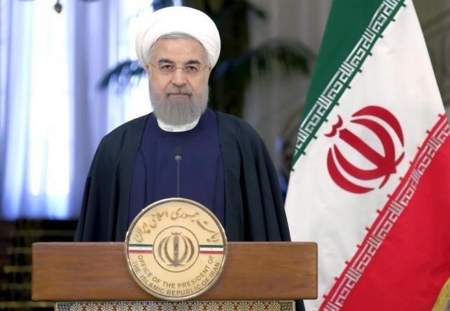 İran Cumhurbaşkanı Hassan Rouhani