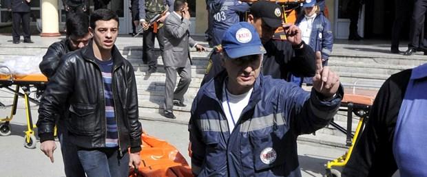 Azerbaycan'da üniversiteye baskın: En az 12 ölü