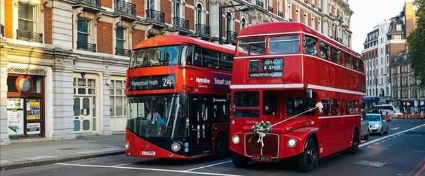 londra otobüs