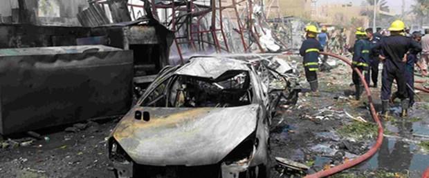 Bağdat'ta televizyona saldırı: 4 ölü