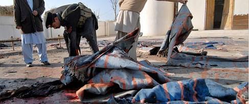 Bağdat'ta yine saldırı: 60 ölü