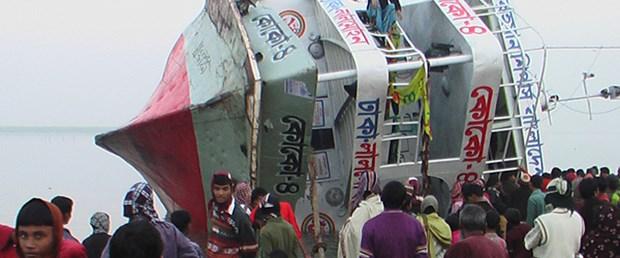 Bangladeş'te feribot kazası: 30 ölü