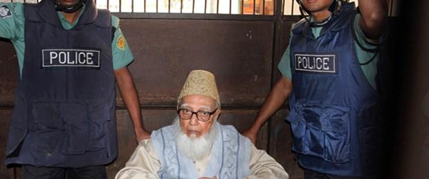 Bangladeş'te savaş suçundan ilk idam