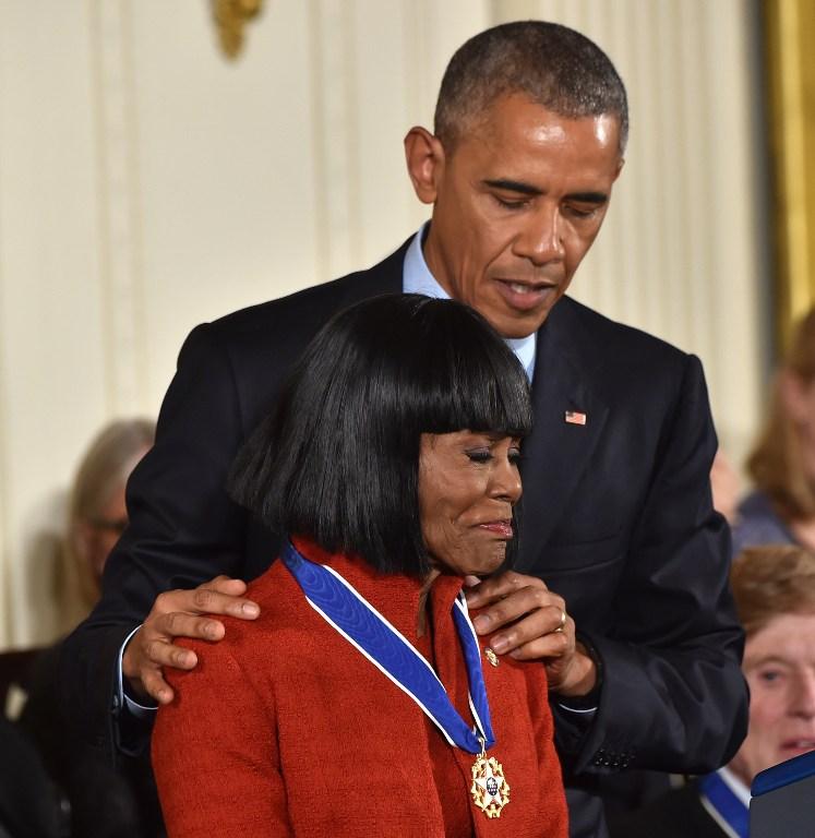 Barack Obama'dan 21 isme özgürlük madalyası
