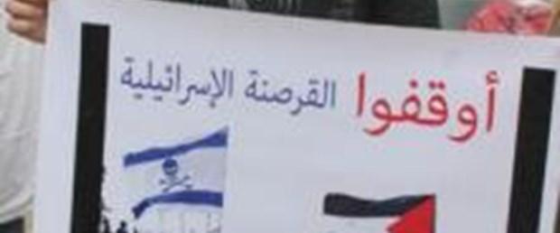 Barış eylemcisinin acı sonu