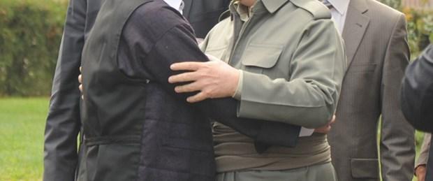 Barzani: Barış için 10 defa daha gelirim