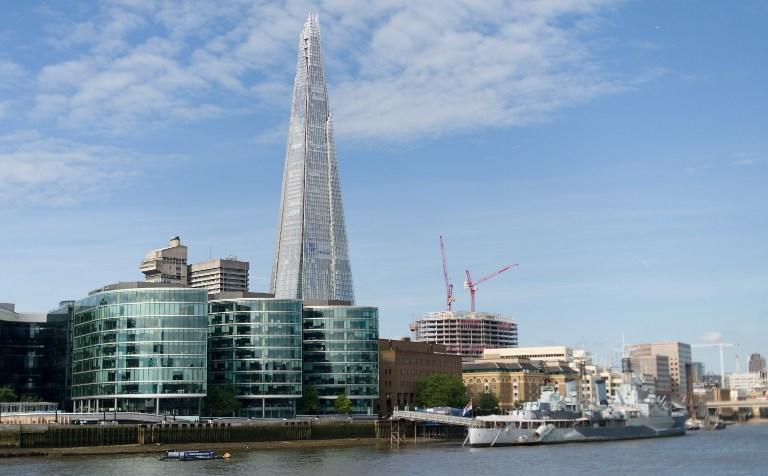 Batı Avrupa'nın en uzun binası