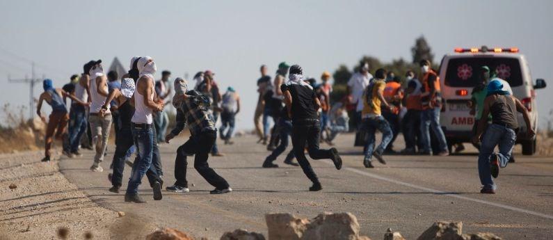 Filistinli gencin ölümü sonrası gerginlik