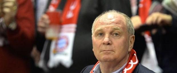 Bayern Münih'in eski başkanı cezaevinde