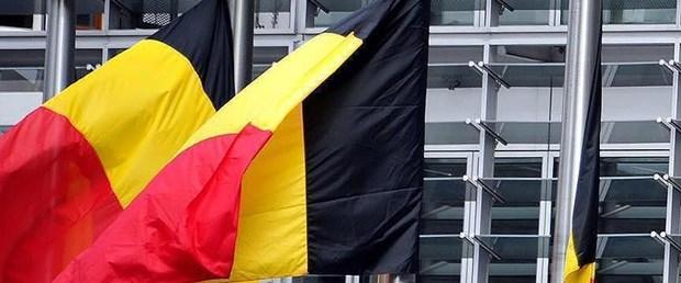belçika bayrak