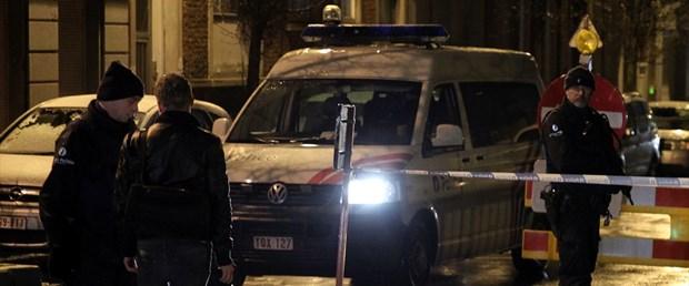 Belçika'da terör operasyonu