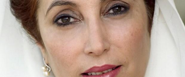 Benazir Butto'ya insan hakları ödülü