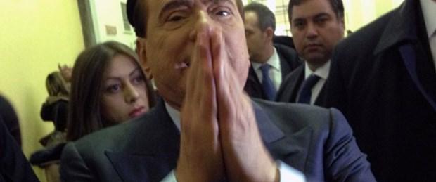 Berlusconi'ye hapis şoku