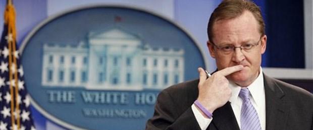 Beyaz Saray basına yakalandı!