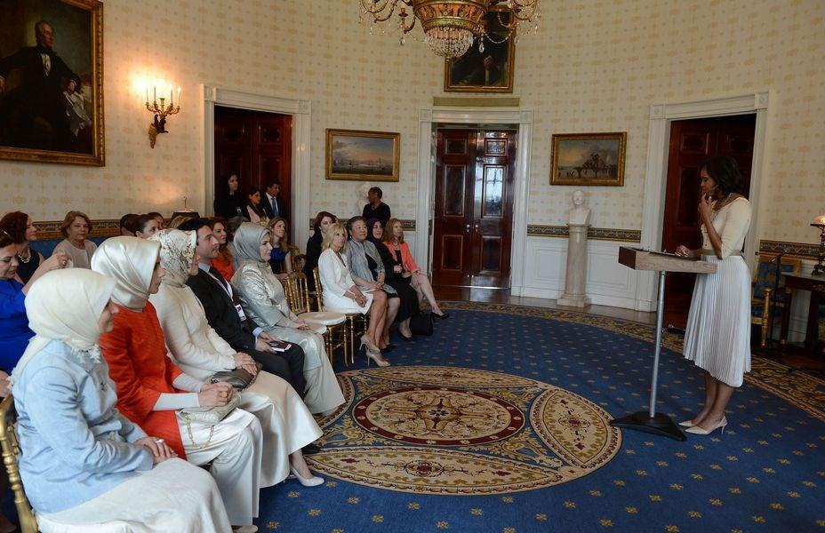 Beyaz Saray'da alternatif görüşme