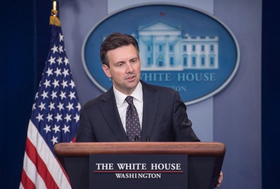 Beyaz Saray SözcüsüJosh Earnest