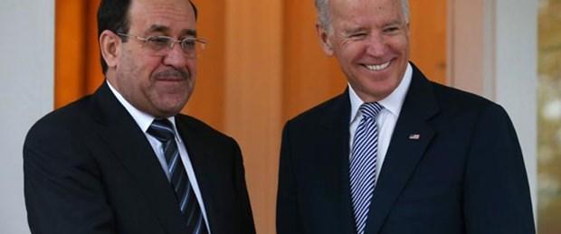Biden'dan Irak'a silah sözü