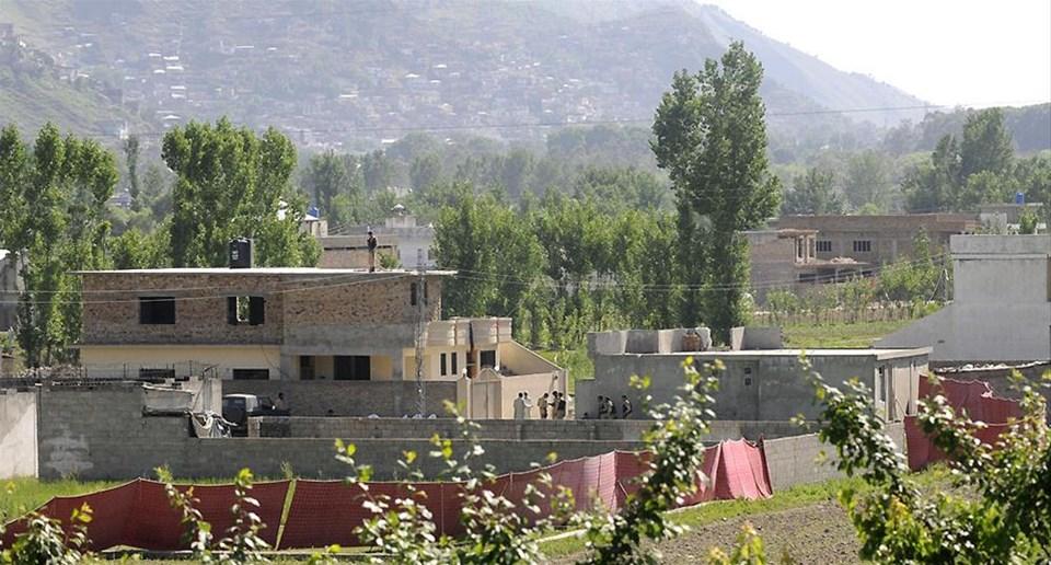 Bin Ladin burada öldürüldü