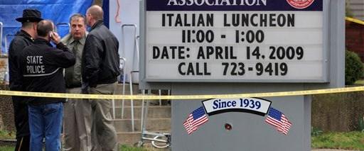 Binghamton saldırısını Taliban üstendi