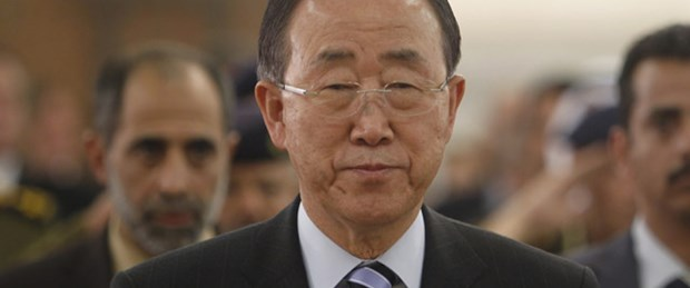 BM Genel Sekreteri Ban Türkiye'ye geliyor